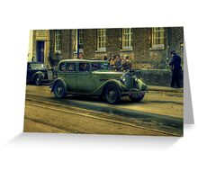 Rover 12 (P2) Greeting Card
