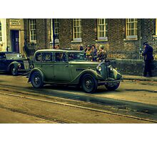 Rover 12 (P2) Photographic Print