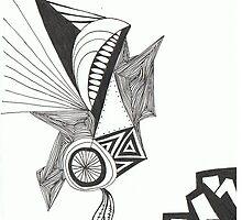 Whispering Wheel by Tara Bateman