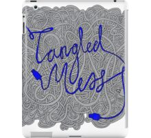 Tangled Mess iPad Case/Skin