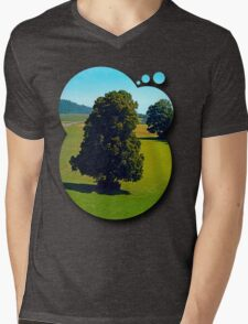 Another boring old tree Mens V-Neck T-Shirt