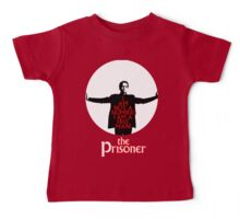 The Prisoner - I AM NOT A NUMBER! Baby Tee