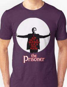 The Prisoner - I AM NOT A NUMBER! T-Shirt