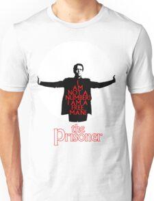 The Prisoner - I AM NOT A NUMBER! Unisex T-Shirt