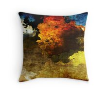 The Inescapability of Fate Throw Pillow