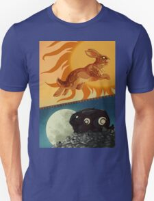 Watership Down - fantasy rabbit design T-Shirt