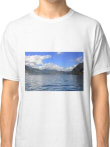 Lake Iseo  Classic T-Shirt