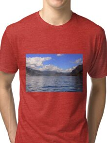 Lake Iseo  Tri-blend T-Shirt