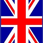 Mod British Union Jack by 'Chillee Wilson'  by ChilleeWilson