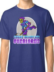 Snake Mountain Overlords Hockey! Classic T-Shirt