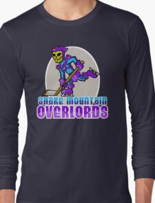 Snake Mountain Overlords Hockey! Long Sleeve T-Shirt