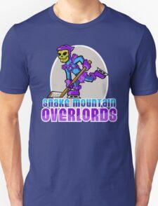Snake Mountain Overlords Hockey! T-Shirt