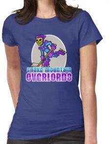Snake Mountain Overlords Hockey! Womens Fitted T-Shirt