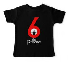 Number 6 - The Prisoner Baby Tee