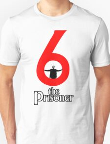 Number 6 - The Prisoner T-Shirt