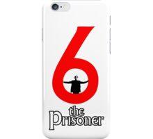 Number 6 - The Prisoner iPhone Case/Skin