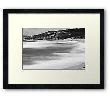 Timeless landscape - Great Ocean Road Victoria   Framed Print