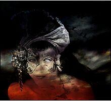 venetian incognito Photographic Print