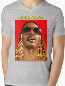 STEVIE WONDER Reyhan2 Songs In The key Of Life Tour T-Shirt