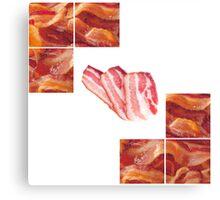 Bacon beacon Canvas Print