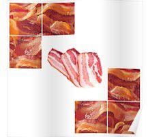 Bacon beacon Poster