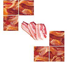 Bacon beacon Photographic Print