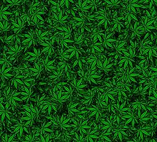Weed by 10813Apparel