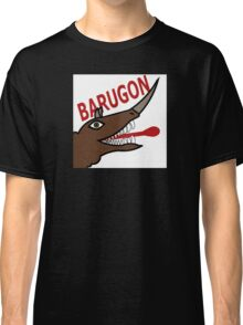 Barugon - White Classic T-Shirt