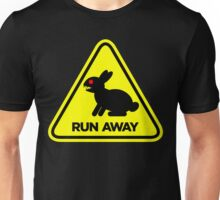Killer Rabbit (Yellow) Unisex T-Shirt
