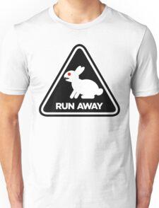 Killer Rabbit (Black) Unisex T-Shirt