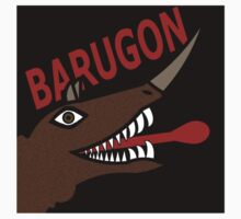 Barugon- Black Kids Tee