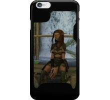 Iphone Cover -  Meditation iPhone Case/Skin