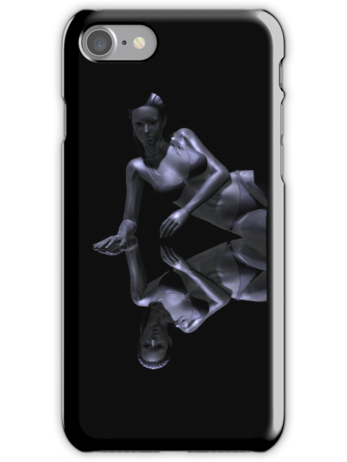 Iphone Cover -  Reflections by Pendraia