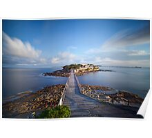 Ghosts of Bare Island - La Perouse, NSW Poster