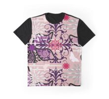 Oriental Garden Goes Wild Graphic T-Shirt