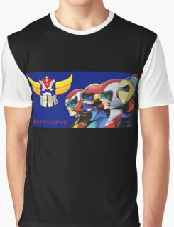 UFO Robot - Goldrake Graphic T-Shirt