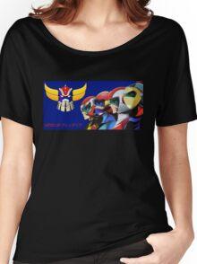 UFO Robot - Goldrake Women's Relaxed Fit T-Shirt