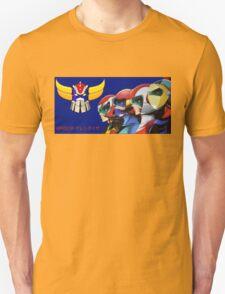 UFO Robot - Goldrake Unisex T-Shirt