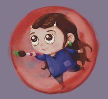 Red Bubble Artist Kids Tee