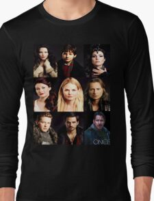 Characters Robin Edition Long Sleeve T-Shirt