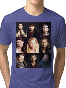 Characters Robin Edition Tri-blend T-Shirt