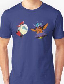 Vega & Actarus Unisex T-Shirt