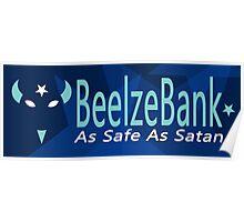 BeelzeBank Poster