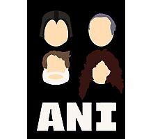 Ani: A Parody Photographic Print