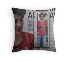MORNING SURPRISE! Throw Pillow