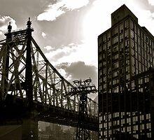 Queensborough Bridge by JennaKnight