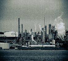 The Refinery by Lee Donavon Hardy