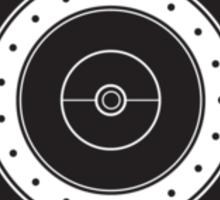 Kanto Gym Badge Sticker