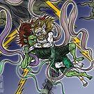 Demonic Twister by Meerkatsu