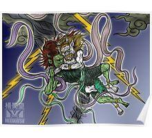 Demonic Twister Poster